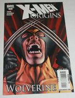 X-Men Origins Wolverine #1 NM 9.4 to NM+ 9.6  2009 Marvel Comics