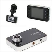"""2.4"""" LCD HD 1080P K6000 Night Vision Car DVR Camera Backup Video Recorder Kits"""