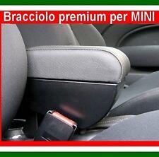 BRACCIOLO PREMIUM per Mini 2007-2013 One Cooper+portaoggetti 7 VARIANTI
