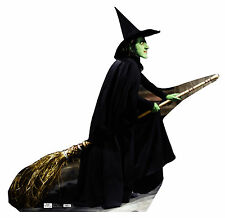 Wizard of Oz - The Wicked Witch Flying Life Size Cardboard Cutout C568