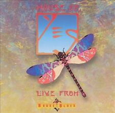 Yes : House of Yes: Live from House of Blues CD (2005)