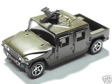 Car/Vehicel (Toys): Military Jeep with Tow Missile launcher, Non-Scale, Loose pack, brand new!!