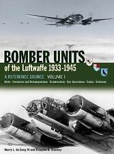 Bomber Units of the Luftwaffe 1933-1945 Vol. 1 (de Zeng, Stankey) Ian Allan