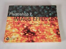 Photoshop 7 IMAGE EFFECTS Book with File CD-ROM Disc WINDOWS / MAC 2002