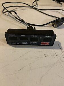 Decatur Genesis ii KA-band Radar Display Head And Serial Cable