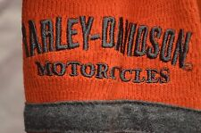Genuine Harley-Davidson Motorcycles Embroidered Thermal-Style Shirt Size Medium