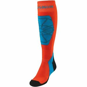 Spyder Mens EDGE Winter Stocking Ski Socks orange