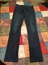Women's COH Citizens Of Humanity Ava Straight Leg Jeans Good Condition Size 25