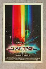Star Trek The Motion Picture Lobby Card Movie Poster #2 William Shatner Leonard
