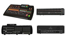 Behringer X32 mint 32-Channel Digital Mixer w/ Effects + S32 Digital Snake 32-Ch