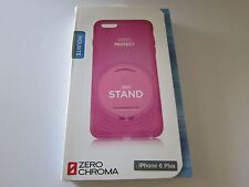 ZeroChroma VarioProtect 360 Stand Case for iPhone 6 Plus iPhone 6S Plus Pink New