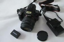 Sony Alpha SLT-A35K 16.2MP Digital-SLR SLT Camera/Camcorder + Sigma 35-80mm Lens