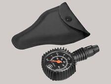 orig Mercedes Benz Reifen Rad Luft Druck Prüfer Pruefer Etui schwarz bis 4,5 bar