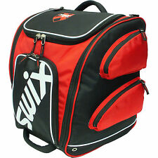 Swix Tri Pack Ski Boot Bag Red NNT23