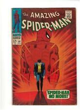 Amazing Spider-Man #50 MARVEL-1967-1st Kingpin-12c-John Romita-Johnny Carson 3.5