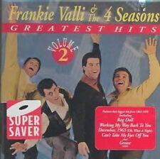 NEW Frankie Valli & The 4 Seasons Greatest Hits Vol. 2 (Audio CD)