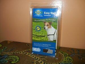 PetSafe Easy Walk N-Pull Dog Harness Small - Black/Silver