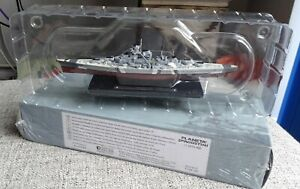 Atlas DeAgostini German Navy BISMARCK Warship Model 1:1250 7 134 101