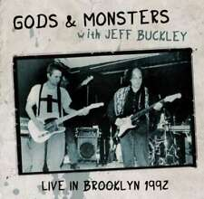 Gods & Monsters With Jeff Buckley - Live In Brooklyn 1992 NEW 2 x CD