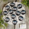 """12 Waterpolo is my Sport Pins trade Badges 1 1/4"""" PINBACK Party Favor USA Polo"""