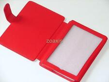 New Red Leather Case Cover for Sony PRS-650 650 Reader Touch Edition