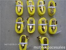 10 ratchets for E track CARGO TRAILER ENCLOSED TRAILER VAN