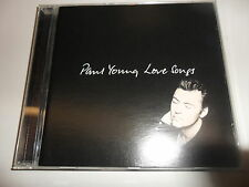 CD PAUL YOUNG-LOVE CANZONI