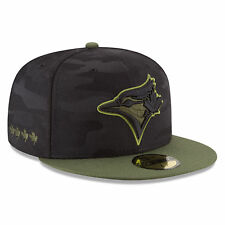 Toronto Blue Jays Era 2018 Memorial Day 59fifty on Field Fitted Hat 8