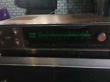 HEATHKIT AR-1500A STEREO RECEIVER CABINET WOOD With Test video link