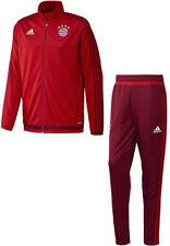 Bayern Munchen Soccer Tracksuit Germany Munich Football Presentation Suit NEW