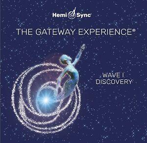 HEMI-SYNC GATEWAY EXPERIENCE WAVE I – DISCOVERY - 3 DIGITAL CD SET - MONROE INST
