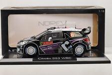 Norev 181559 Citroen Ds3 WRC Portugal '12 1/18 Modellino