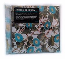 NEW ~ Vs. [Definitive Edition] by MISSION OF BURMA CD + Bonus DVD 2008 Matador