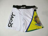 NEW Jaco Resurgence Fight Shorts Mens Size 38 Brazil MMA Mixed Martial Arts A2