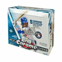 2019 Topps Chrome base cards pick to complete your set.