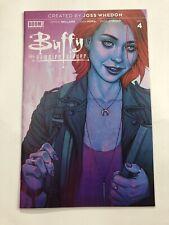 Buffy The Vampire Slayer #4 (2019) Boom Jenny Frison 1:25 Variant Willow