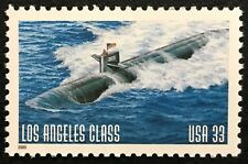 2000 Scott #3372, 33¢, U.S. NAVY SUBMARINE - Mint NH - Single Stamp