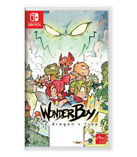 WONDER BOY The Dragon's Trap Nintendo Switch 2017 Multi-Languages