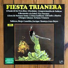 Sabicas, Diego Castellón, Enrique Montoya, Goyo Reyes - Fiesta Trianera - LP