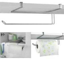 Küchenrollenhalter Rollenhalter Papierrollenhalter Schrankeinsatz ohne Bohren