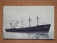 R&L Postcard: Holland-America Line, SS Eemdyk