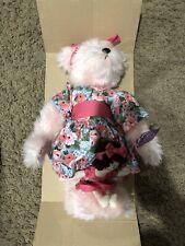 "New Rare Annette Funicello Collectible Bear ""Taffy & Dolly"" No Box"