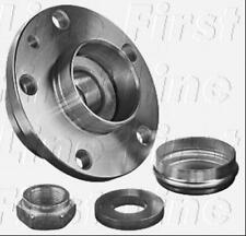 FBK1393 REAR WHEEL BEARING KIT FOR VAUXHALL COMBO GENUINE OE FIRST LINE