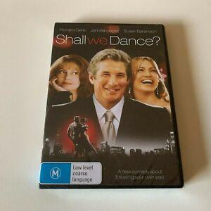 Shall We Dance : NEW DVD