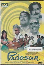 Padosan - Sunil dutt , Kishore Kumar   [Dvd] 1st Edition Released