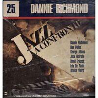 Dannie Richmond Lp Vinile Jazz A Confronto 25 / Horo Records Sigillato