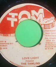 LOVE LIGHT THE TAMLINS