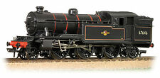 Bachmann 31-614 V3 Tank BR Lined Black Early Emblem OO/HO Scale DCC Rdy 2Rail DC