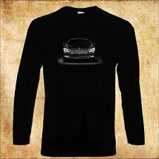 MEN/HERREN T-SHIRT MERCEDES BENZ 5 CAR  AMG CLIPART BLACK TEE