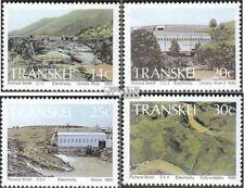 Zuid-Afrika - Transkei 189-192 (compleet.Kwestie.) First Day Cover 1986 Waterkra